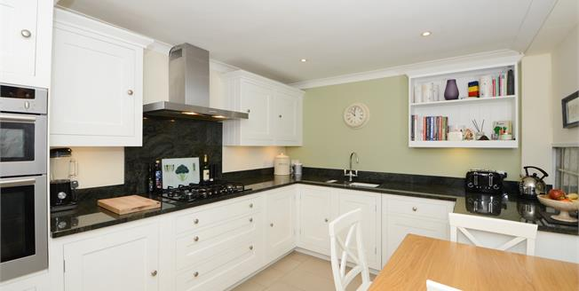 Asking Price £625,000, 2 Bedroom Semi Detached House For Sale in Cobham, KT11