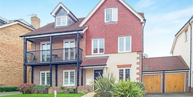 Guide Price £715,000, 4 Bedroom End of Terrace House For Sale in Leatherhead, KT22