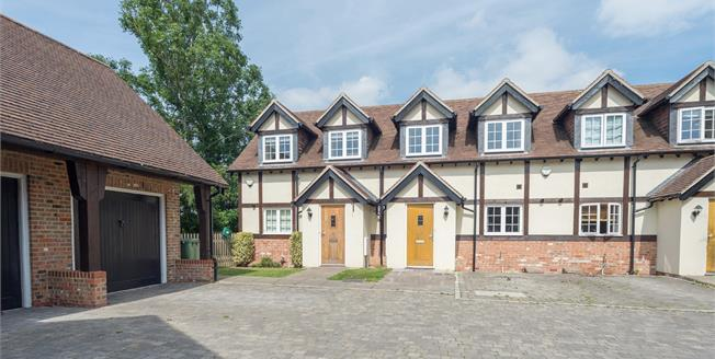 Guide Price £775,000, 3 Bedroom Terraced House For Sale in Esher, KT10