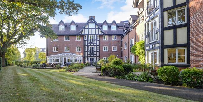 Guide Price £430,000, 2 Bedroom Flat For Sale in Hinchley Wood, KT10