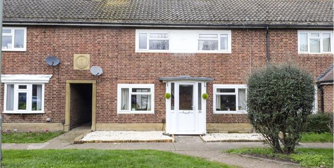 Guide Price £474,995, 3 Bedroom Terraced House For Sale in Esher, KT10
