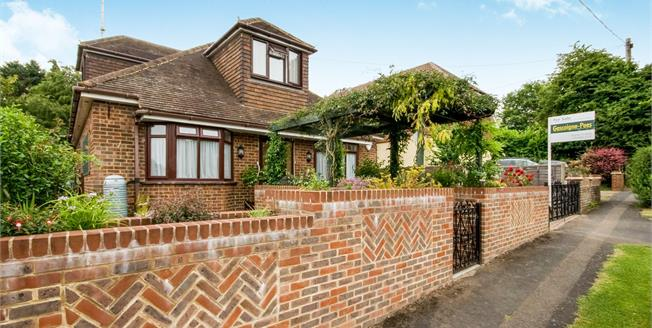 Offers in the region of £695,000, 4 Bedroom Detached House For Sale in Farnham, GU9