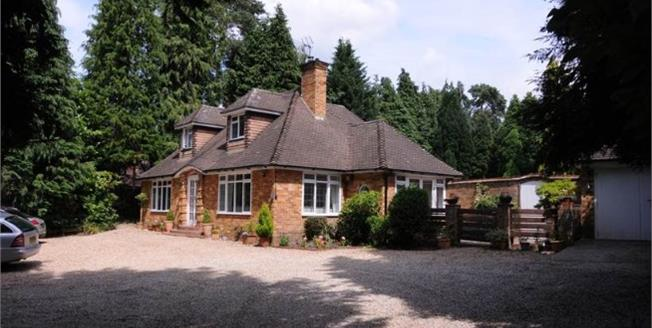 Offers in excess of £875,000, 5 Bedroom Detached Bungalow For Sale in Farnham, GU10