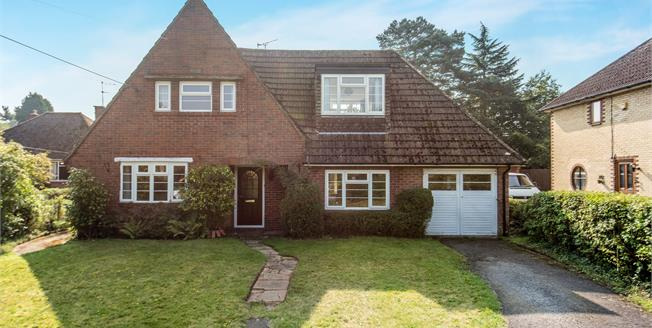 Offers Over £650,000, 3 Bedroom Detached House For Sale in Seale, GU10
