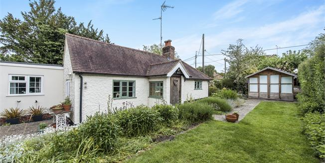 Offers in excess of £540,000, 2 Bedroom Detached Bungalow For Sale in Wrecclesham, GU10