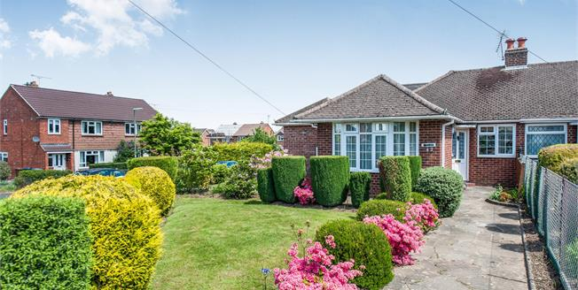 Offers Over £420,000, 3 Bedroom Semi Detached Bungalow For Sale in Farnham, GU9