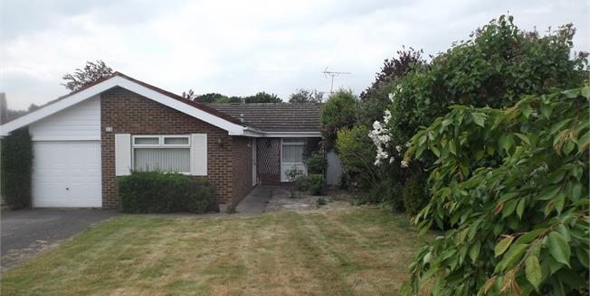 Asking Price £410,000, 3 Bedroom Detached Bungalow For Sale in Ash, GU12
