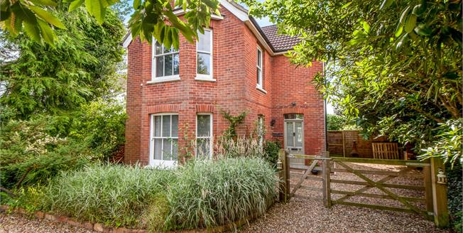 Offers in excess of £800,000, 4 Bedroom Detached House For Sale in Farnham, GU9