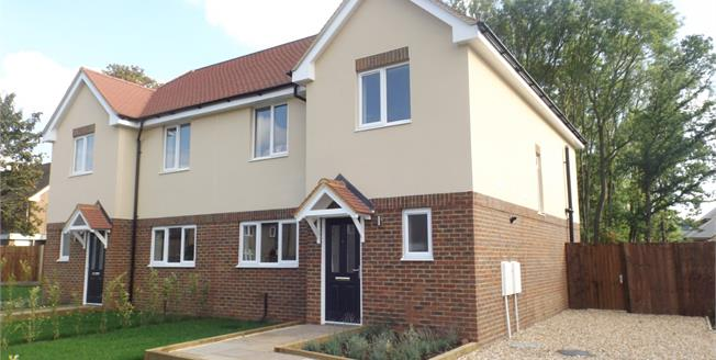 Offers in excess of £449,950, 3 Bedroom Semi Detached House For Sale in Farnham, GU10