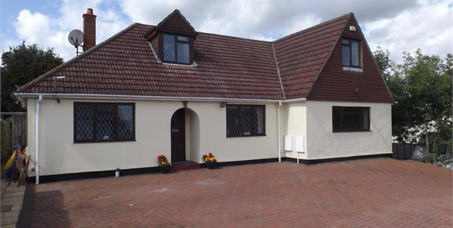 Asking Price £650,000, 5 Bedroom Detached Bungalow For Sale in Farnham, GU9