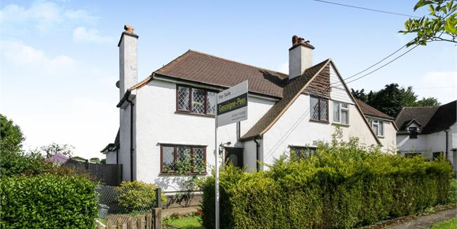 Offers in excess of £420,000, 3 Bedroom Semi Detached House For Sale in Tongham, GU10
