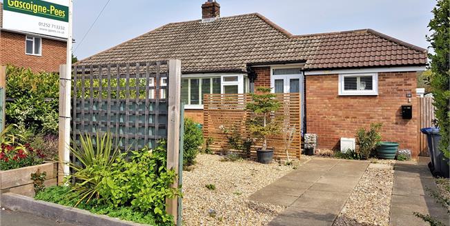Offers in excess of £350,000, 3 Bedroom Semi Detached Bungalow For Sale in Farnham, GU9