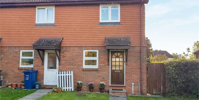 Asking Price £275,000, 2 Bedroom End of Terrace House For Sale in Wrecclesham, GU10