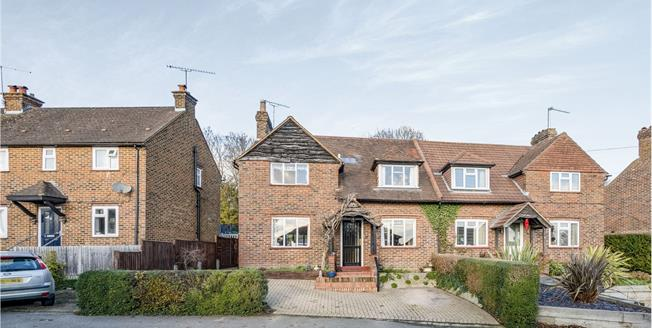 Offers in excess of £390,000, 3 Bedroom Semi Detached House For Sale in Farnham, GU9