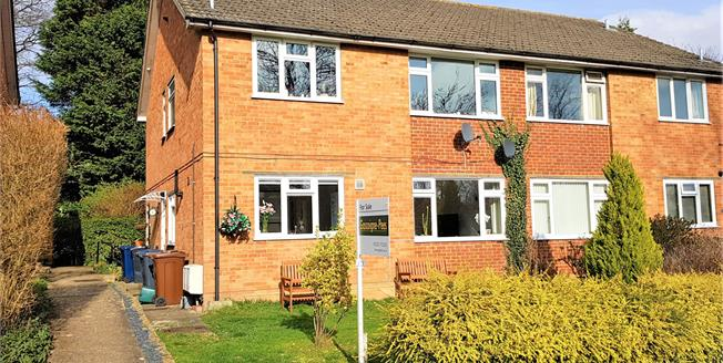 Offers in excess of £260,000, 2 Bedroom Maisonette For Sale in Farnham, GU9