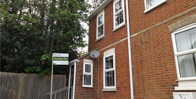 Asking Price £332,000, 2 Bedroom End of Terrace House For Sale in Farnham, GU9
