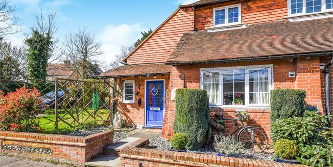 Offers in excess of £320,000, 2 Bedroom Terraced House For Sale in Aldershot, GU11