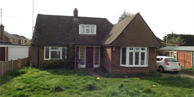 Offers in excess of £375,000, 2 Bedroom Detached Bungalow For Sale in Tongham, GU10