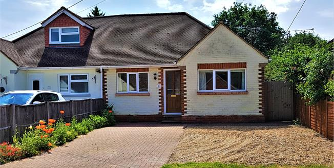 Asking Price £312,500, 2 Bedroom Semi Detached Bungalow For Sale in Tongham, GU10