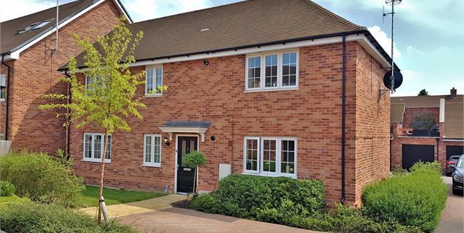 Offers in excess of £285,000, 2 Bedroom Maisonette For Sale in Farnham, GU9