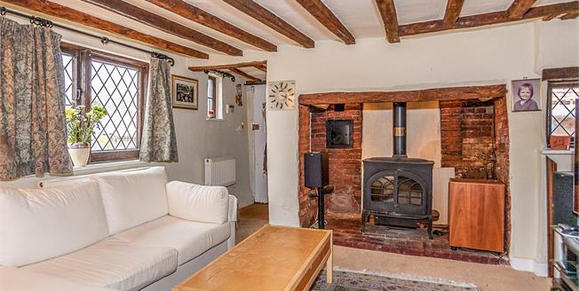 Asking Price £399,950, 2 Bedroom Semi Detached Cottage For Sale in Witley, GU8