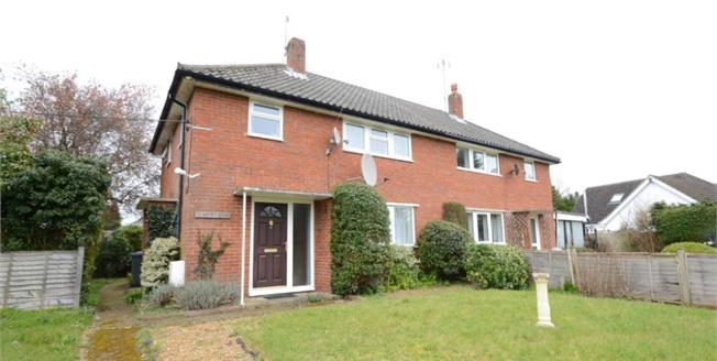 £415,000, 3 Bedroom Semi Detached House For Sale in Elstead, GU8