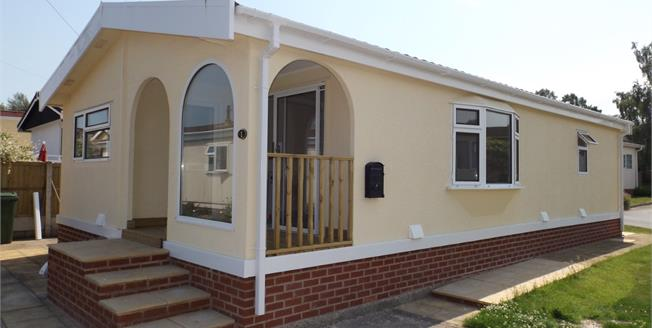 Guide Price £100,000, 3 Bedroom Mobile Home For Sale in Chesterfield, S42