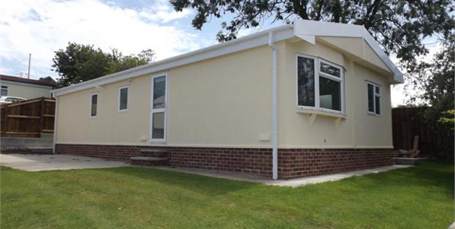 Guide Price £110,000, 4 Bedroom Detached Mobile Home For Sale in Chesterfield, S42