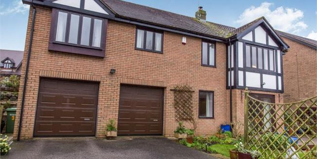 Offers Over £350,000, 4 Bedroom Detached House For Sale in Glapwell, S44