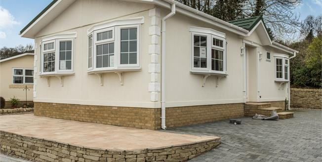 Asking Price £145,000, 2 Bedroom Mobile Home For Sale in Old Tupton, S42