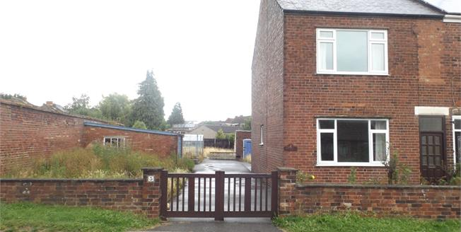 Asking Price £169,950, 2 Bedroom Semi Detached House For Sale in Brimington, S43