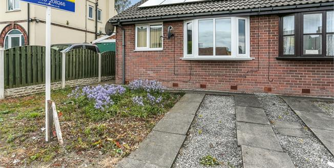 Asking Price £130,000, 2 Bedroom Semi Detached Bungalow For Sale in Chesterfield, S40
