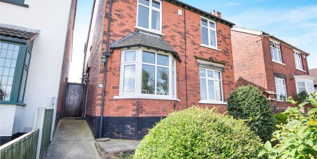 Asking Price £250,000, 4 Bedroom Detached House For Sale in Brimington, S43
