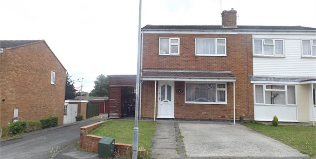 Asking Price £119,950, 3 Bedroom Semi Detached House For Sale in Staveley, S43