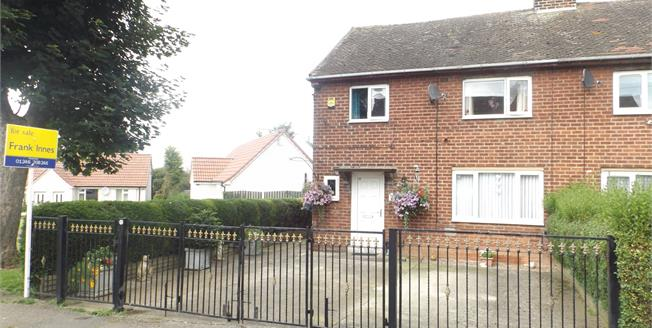 Asking Price £120,000, 3 Bedroom Semi Detached House For Sale in Stanfree, S44