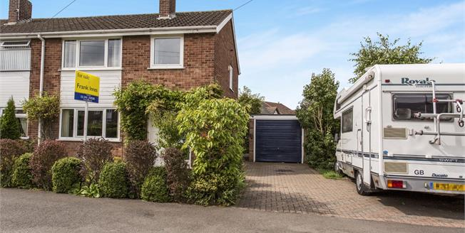 Offers Over £140,000, 3 Bedroom Semi Detached House For Sale in Brimington, S43