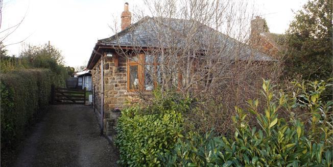 Asking Price £315,000, 2 Bedroom Detached Bungalow For Sale in Wingerworth, S42