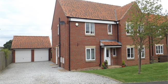 Asking Price £375,000, 6 Bedroom Detached House For Sale in Stanfree, S44