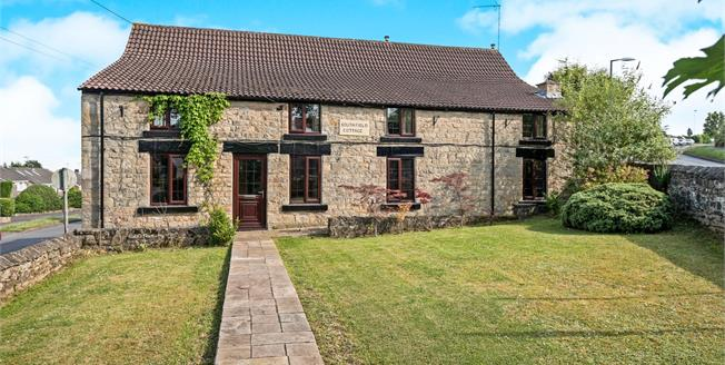 Asking Price £550,000, 3 Bedroom Detached Cottage For Sale in Whitwell, S80