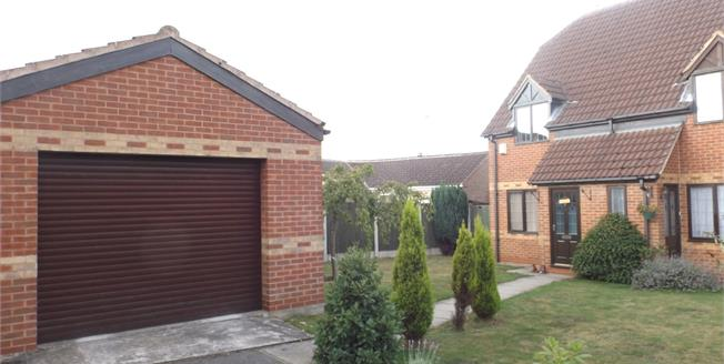 Guide Price £120,000, 2 Bedroom Semi Detached For Sale in Bolsover, S44