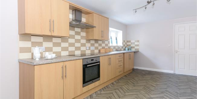Guide Price £120,000, 3 Bedroom Terraced House For Sale in Chesterfield, S41
