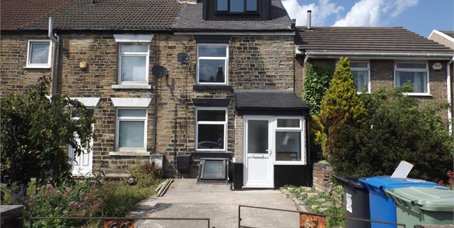 Guide Price £135,000, 3 Bedroom Terraced House For Sale in Brimington, S43