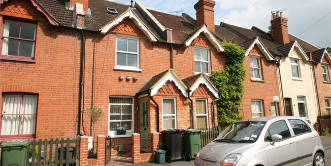 Asking Price £550,000, 3 Bedroom Terraced House For Sale in Guildford, GU1