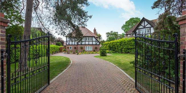 Offers in the region of £1,250,000, 4 Bedroom Detached House For Sale in Guildford, GU1