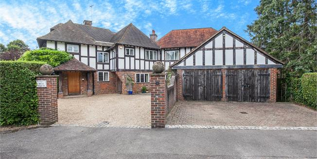 Asking Price £2,000,000, 6 Bedroom Detached House For Sale in Guildford, GU1