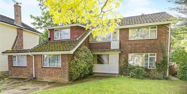 Offers in excess of £900,000, 6 Bedroom Detached House For Sale in Guildford, GU1