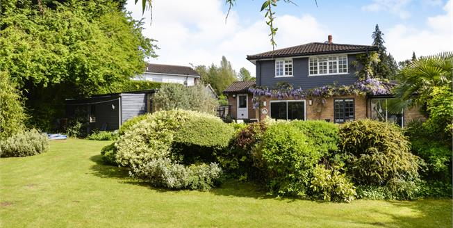 Asking Price £950,000, 4 Bedroom Detached House For Sale in Guildford, GU1
