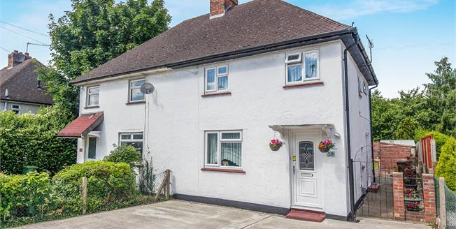 Asking Price £435,000, 3 Bedroom Semi Detached House For Sale in Guildford, GU2