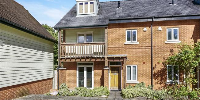 Asking Price £725,000, 4 Bedroom End of Terrace House For Sale in Guildford, GU2