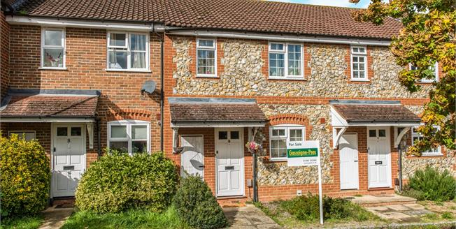 Guide Price £395,000, 3 Bedroom Terraced House For Sale in Guildford, GU2